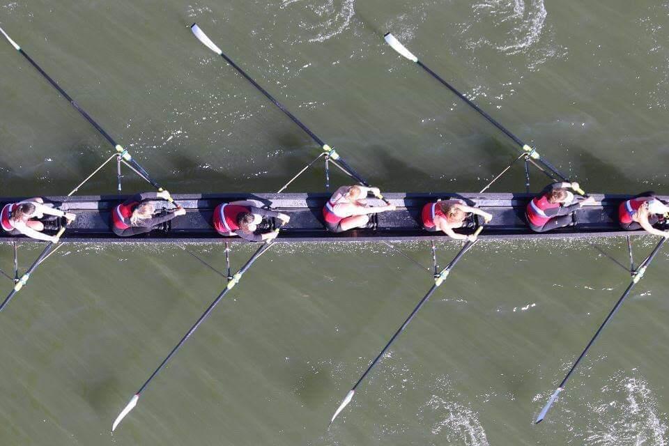 Austin Rowing Club | Austin, TX | Waller Creek Boathouse